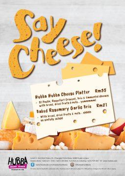 HMK-Cheese Platter